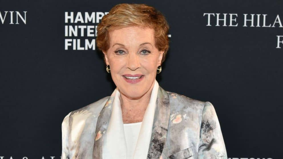 Julie Andrews Career
