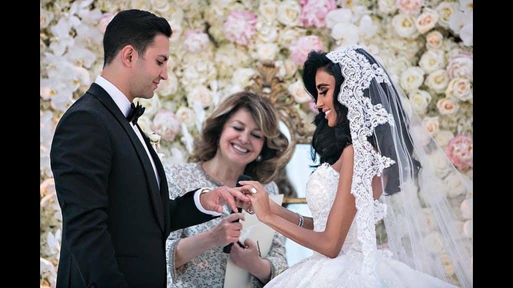 Clint Watts Wedding.Lilly Ghalichi Husband Net Worth Bio Age Tv Show Stars