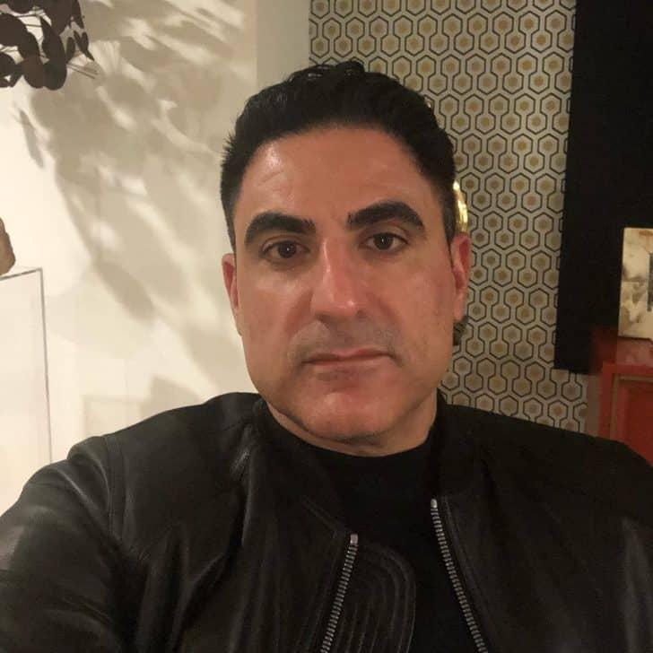 Reza Farahan
