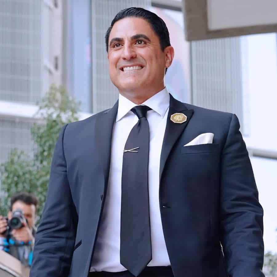 Reza Farhaan homosexual