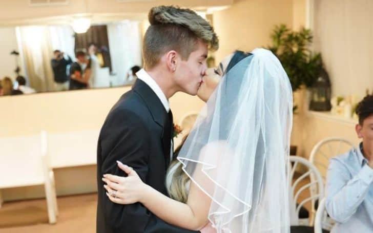 Danielle Cohn, a popular 15-year-old YouTuber, and her boyfriend Mikey