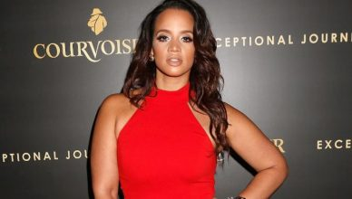 """Orange Is the New Black"" actress Dascha Polanco dating her boyfriend."