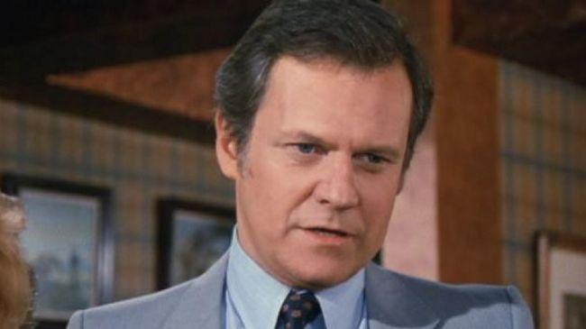 TV Show Star Ken Kercheval, 'Dallas' star, dead at 83. Source: Fox News