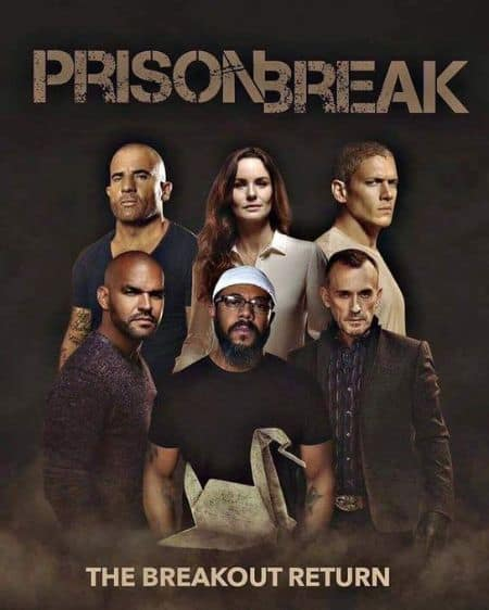 Prison Break Season 6 Release Date Cast New Episode Fox