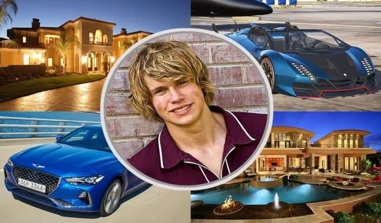 Rory John Gates House Cars