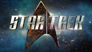 Star Trek Animated TV Series Logo