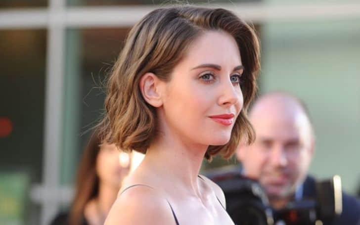 Alison brie married