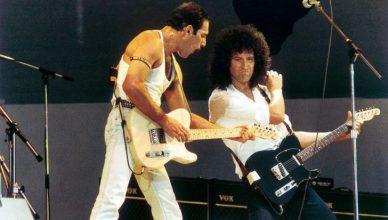 Brian May Live Aid