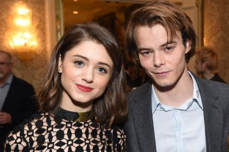 Charlie heaton girlfriend