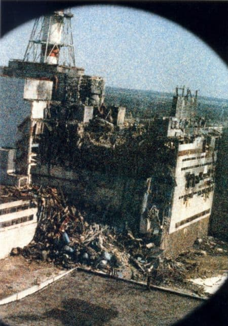 The nuclear accident