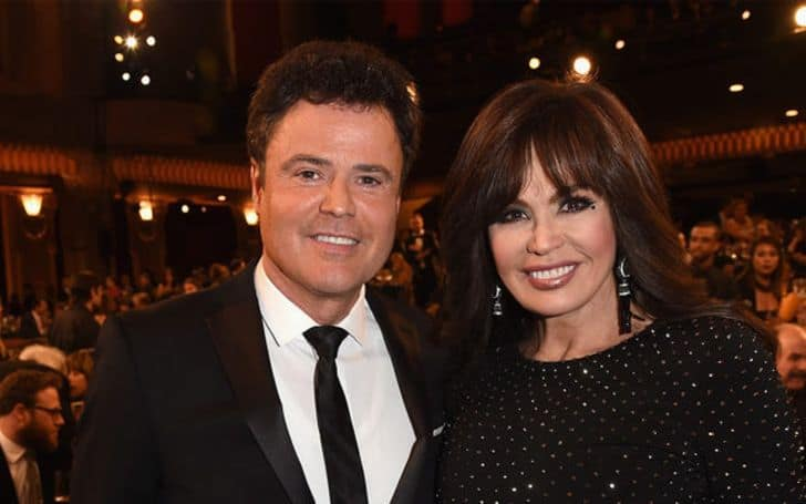 Donny Osmond married relationship