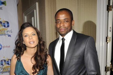 Dule Hill ex-wife