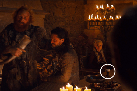 """HBO Responded To That """"Game Of Thrones"""" Scene That Accidentally Showed A Random Coffee Cup."""