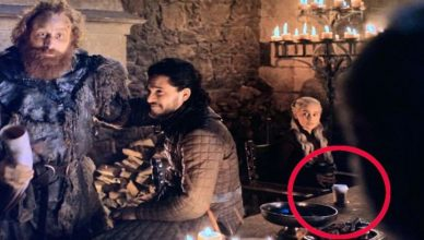 "HBO Responded To That ""Game Of Thrones"" Scene That Accidentally Showed A Random Coffee Cup."