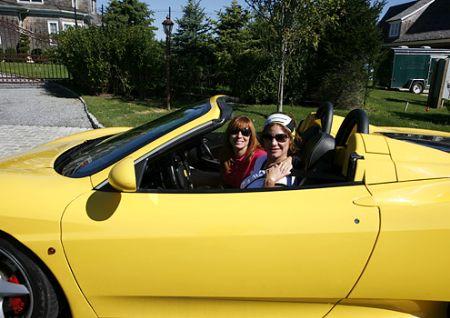 Luanna De Lesseps cars