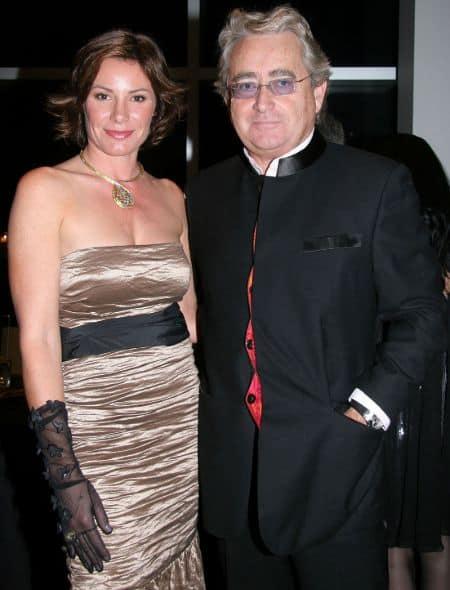 Luanna De Lesseps ex husband