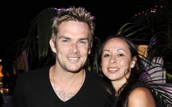Mark McGrath wife