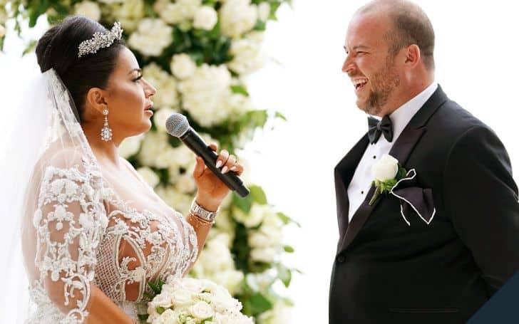 Mercedes Javid married