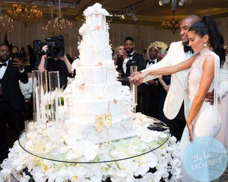 Nicole Williams and Larry English wedding