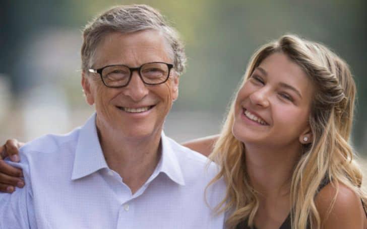Bill Gates Daughter Pheobe Adele Gates