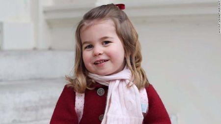 Kate Middleton child