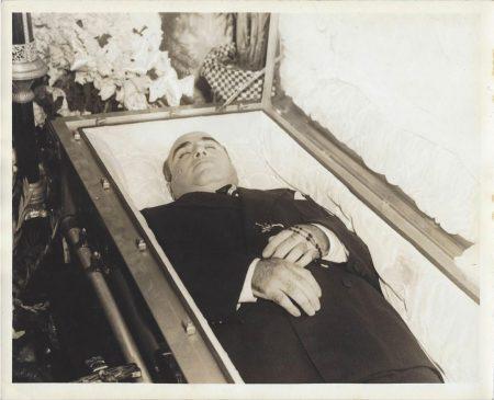 Al Capone Death