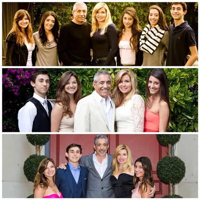 Jordan Belfort wife and kids
