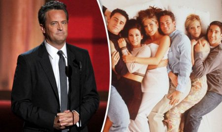 Matthew Perry Biography- Age, Height, Wife, Career, Net