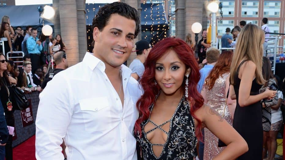 Snooki And Husband Jionni LaValle