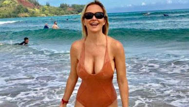 brandy ledford height