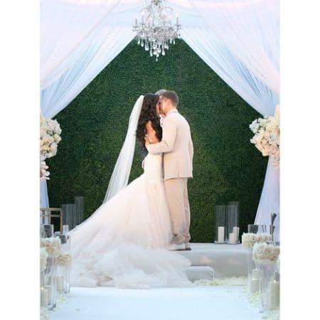 Bryiana Noelle Flores husband, wedding