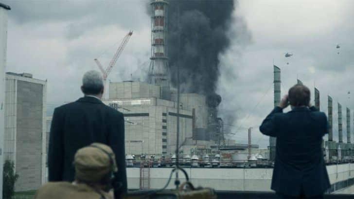 Chernobyl HBO cast