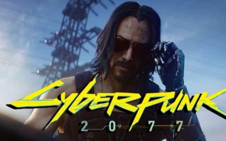 Keanu Reeves in Cyberpunk