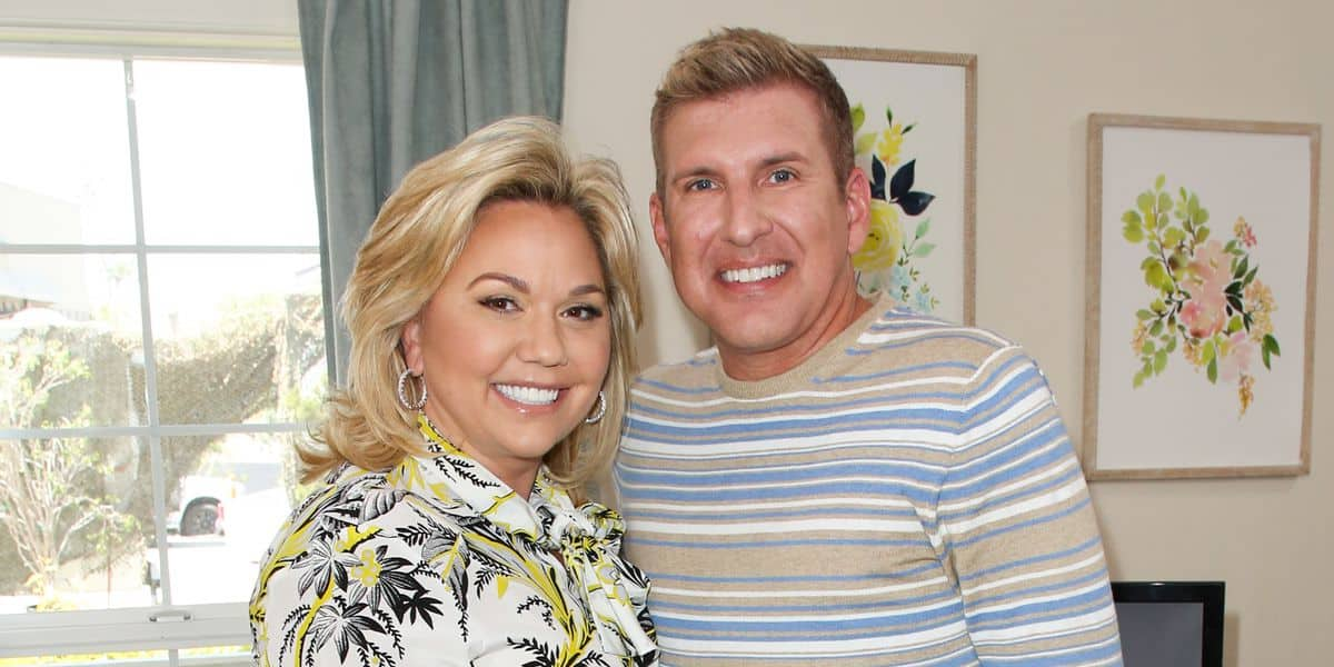 michael todd chrisley and julie chrisley