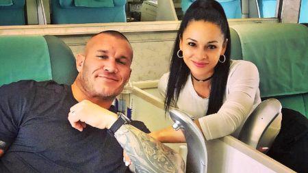 Kim Marie Husband Randy Orton