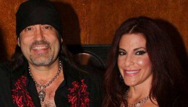 Korie Koker with her Husband Danny Koker