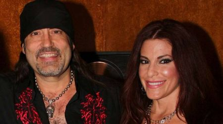 Korie Koker with her Husband Danny Koker