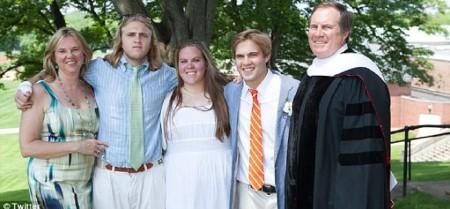 Debby Clarke family