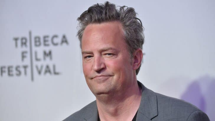 Matthew Perry age is 49