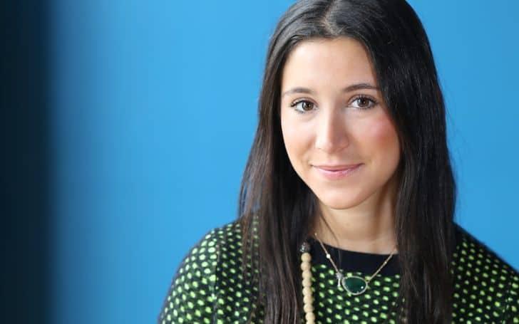 Paulina Gerzon Chris Meloni