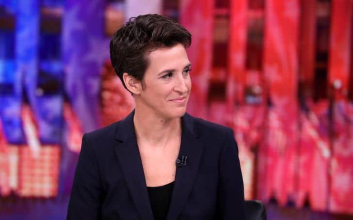 Rachel Anne Maddow