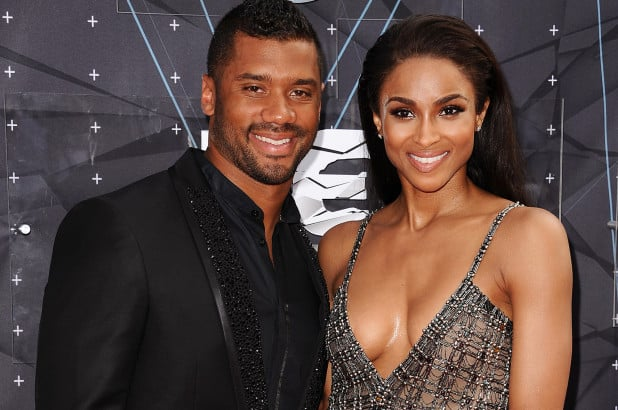 russell and ciara