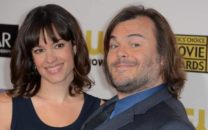 tanya haden husband jack black