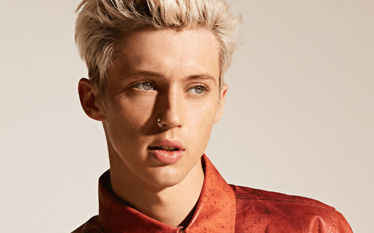 Troye Sivan gay icon