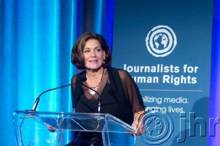 Lisa Laflamme Journalist For Human Rights
