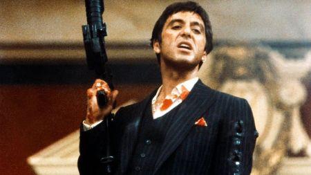 Al Pacino movies, Scarface