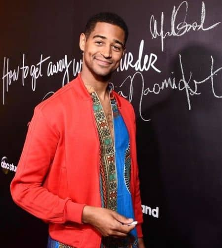 Alfred Enoch height