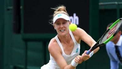 alison riske age is 29 years