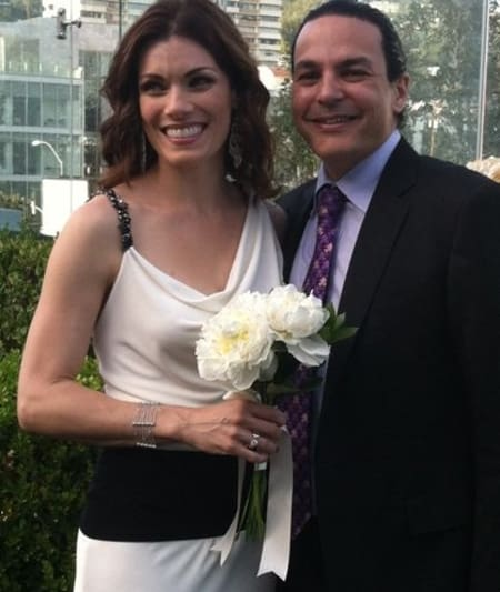 Amy Motta married