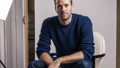 Armie Hammer net worth is $16.32 million